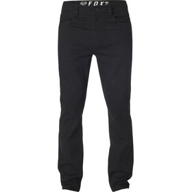 Fox Dagger Skinny Chino Pants Men black